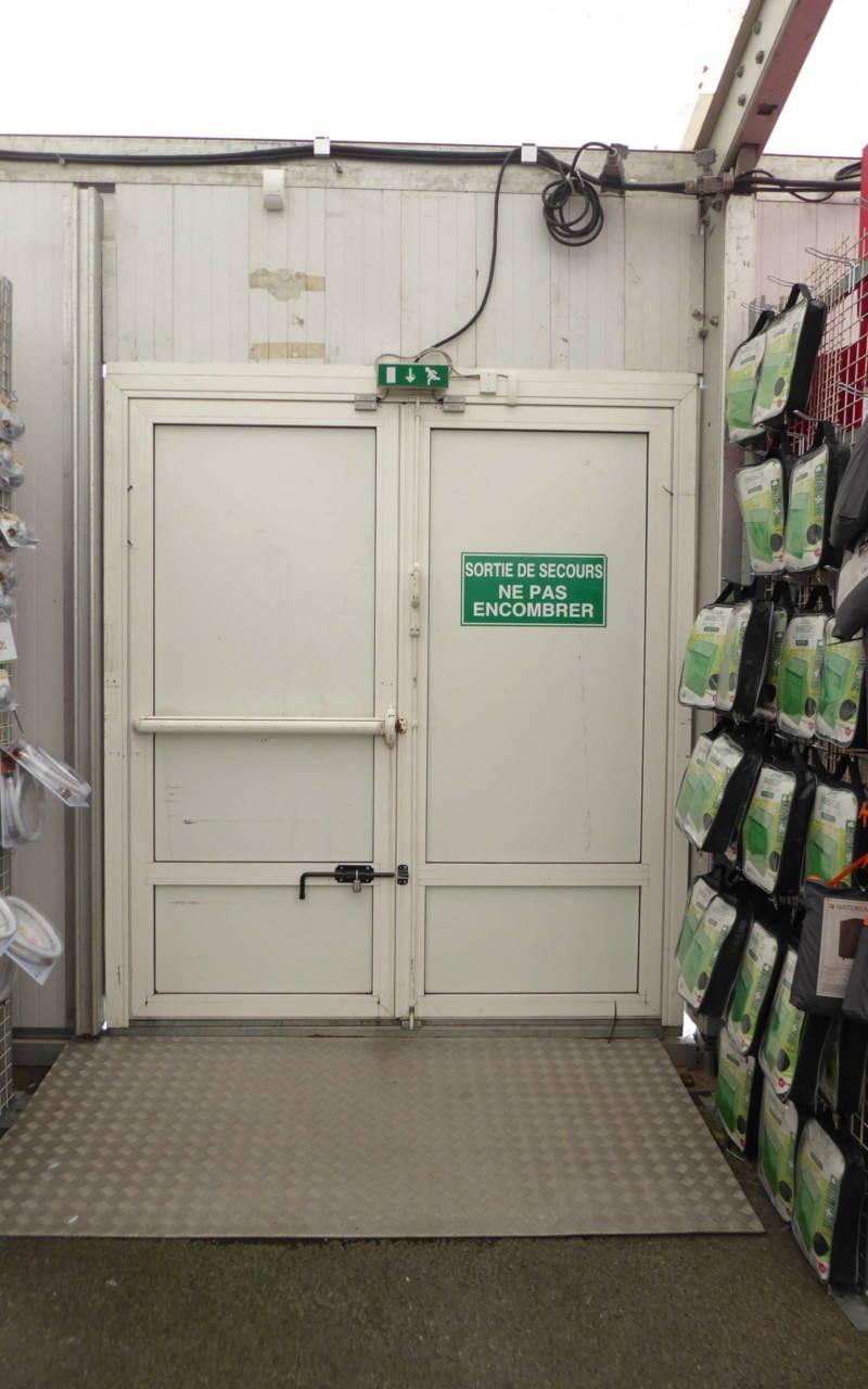 Porte Issue de Secours